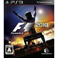 F1 2010/PS3/BLJM60257/A 全年齢対象