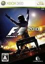 F1 2010/XB360/JES100085/A 全年齢対象