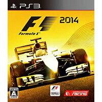 F1 2014/PS3/BLJM61219/A 全年齢対象