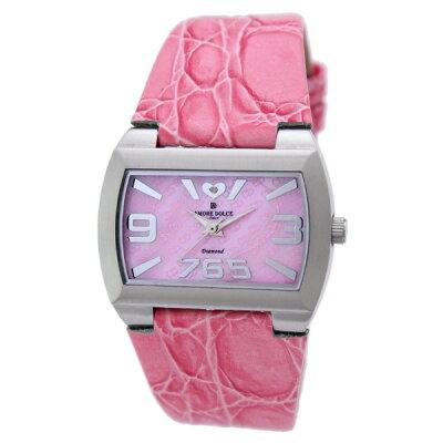 アモーレドルチェ AMORE DOLCE AD10009-SSPK レディース (女) サイズ 腕時計 #79536