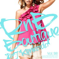R&B BOUTIQUE Vol.98 - DJ KENKAIDA (国内盤MIXCD)