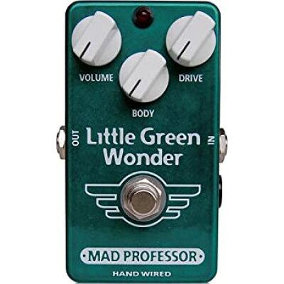 LITTLE GREEN WONDER マッド・プロフェッサー オーバードライブ Mad Professor Little Green Wonder LITTLEGREENWONDER