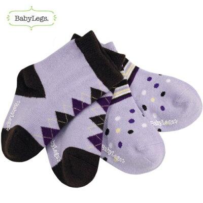 BabyLegs 靴下 2足 フォクシィ 0-12 so05