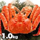 タラバ蟹姿1.0kg前後×1尾 ボイル冷凍