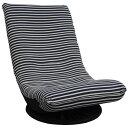 ムーンレスト360°回転式・リクライニング座椅子 マリン
