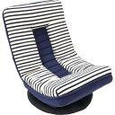 回転 座椅子 ILO アイロ チェア ネイビー IAC-LCA-24