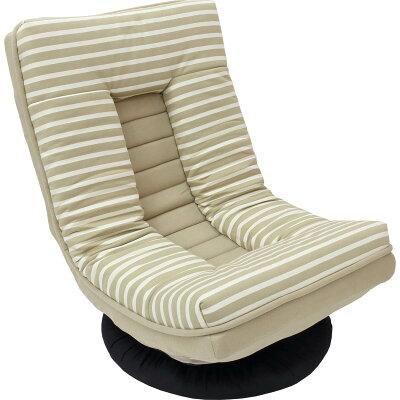 回転 座椅子 ILO アイロ チェア タン IAC-LCA-374