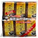 世日物産 チャンス君 プレミアム韓国味付海苔 12袋 126g