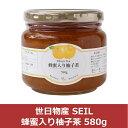 世日物産 Seil 蜂蜜入り柚子茶 580g