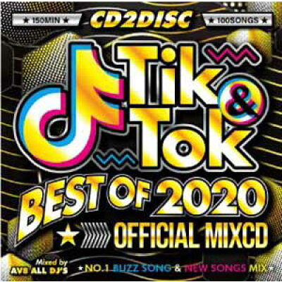 Tik&Tok BEST OF 2020-OFFICIAL MIXCD