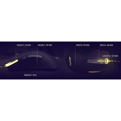 Xtrfy エルゴノミック ゲーミングマウス XG-M1-NIP