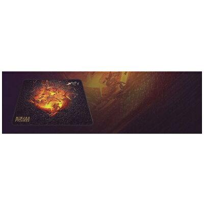 701042 Xtrfy ゲーミングマウスパッド XTP1 NIP VOLCANO エクストリファイ Large-sized gaming mousepad. Ninjas in Pyjamas Volcano edition.