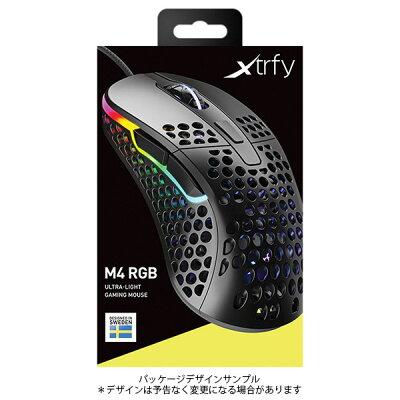 Xtrfy ゲーミングマウス 701056