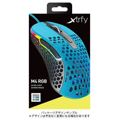 Xtrfy ゲーミングマウス 701159