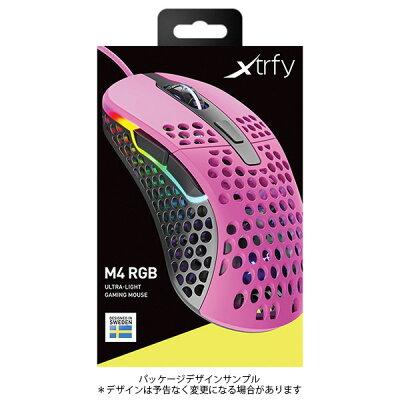 Xtrfy ゲーミングマウス 701160