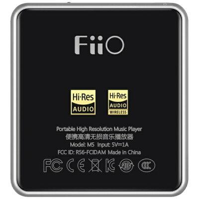 FIIO ELECTRONIC TECHNOLOGY デジタルオーディオプレーヤー FIO-M5-S