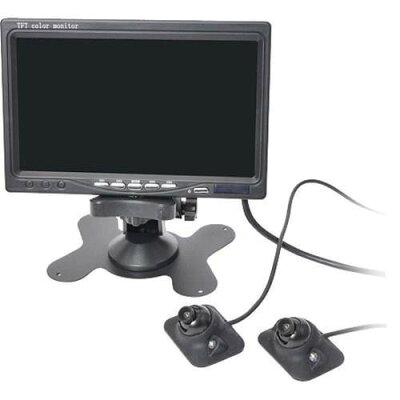 サンコー 見えない死角が良く見えるモニター付きブラインドカメラ BLDSPCAM(1コ入)
