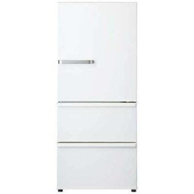 AQUA 3ドア冷蔵庫 AQR-27G2(W)