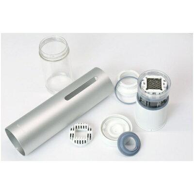 水素水 アクアノード プレミアムキットモデルシルバー充電式 水素水生成器 カドー cado AQUANODE