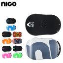 ニコ NICO スノーボード板 メンズ レディース セパレートスノーボード STANDARD MODEL センターガード