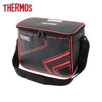 サーモス THERMOS ソフトクーラー 10L REI010 ブラック