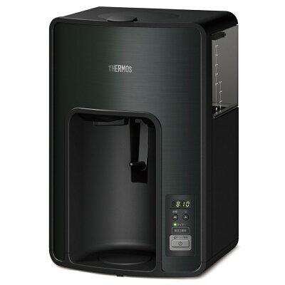 サーモス 真空断熱ポット コーヒーメーカー ECH-1001 BK ブラック(1台)