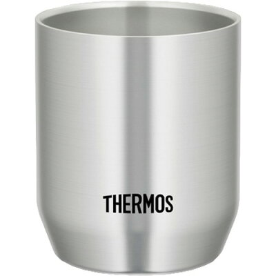 サーモス 真空断熱カップ JDH-280 S ステンレス(1コ入)