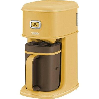サーモス アイスコーヒーメーカー キャラメル ECI-661 CRML(1台)