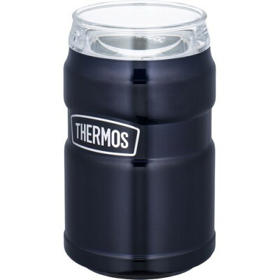 サーモス アウトドア 保冷缶ホルダー0.35L用 ミッドナイトブルー ROD-002 MDB(1コ入)
