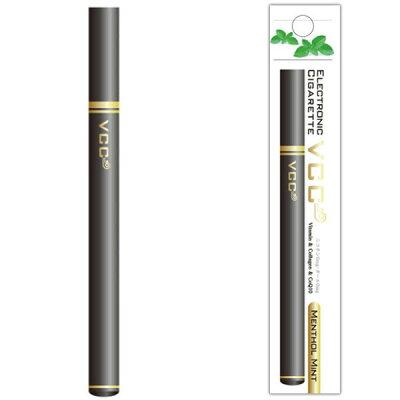 身体にも環境にもやさしいお洒落な電子タバコ  エレクトロニック シガレット VCC HZ-ECVB002 メンソールミント
