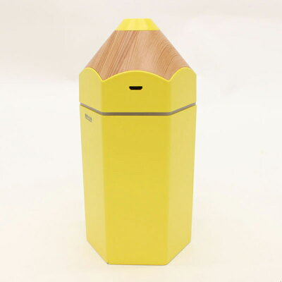 ヒロ・コーポレーション ペンシルタイプ ミニ加湿器(うるるぺんしる) PH180901YE(1台)