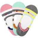 ヘルスニット Healthknit レディース 3Pソックス インタイプ 靴下 182-3056HKP 23~25cm