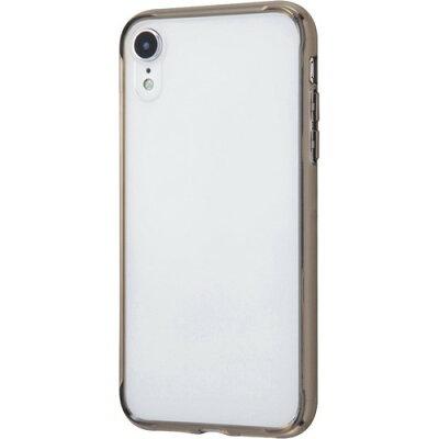 iPhone XR ハイブリッドケース ブラック RT-P18CC2/BM(1コ入)
