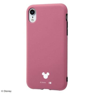 iPhone XR TPUソフトケース 耐衝撃 Light Petit ピンク RT-DP18CP4/P(1コ入)