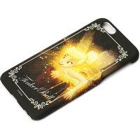 iPhone6用 ラバーコートハードケース ティンカーベル PG-DCS874TNK(1コ入)