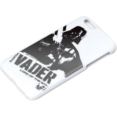 スターウォーズ iPhone6s/6用 ハードケース 銀箔押し ダースベイダー PG-DCS926DV(1コ入)