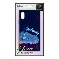 PGA  iPhone XR用 ガラスハイブリッドケース PG-DCS677GEN
