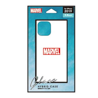 PGA iPhone 11 Pro用 ガラスハイブリッドケース PG-DGT19A10MVL