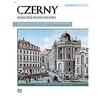 楽譜 ツェルニー ピアノ練習曲選集1 中級ピアノ