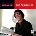 CD ベルト・アッペルモント作品集VOL.2: イン・ザ・ピクチャー IN THE PICTURE: BERT APPERMONT VOL.II 輸入CD