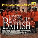 CD ベーシカリー・ブリティッシュ BASICALLY BRITISH 輸入CD