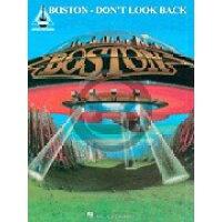 楽譜 ボストン ドント・ルック・バック