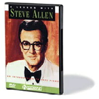 DVD スティーブ・アレンによるレッスン A Lesson with Steve Allen 輸入DVD