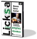 DVD ホメロ ルバンボ ボサノバギター・フレーズ集 Romero Lubambo - Bossa Nova Guitar Licksamples 輸入DVD