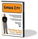 DVD ウィルバート・ハリスン カンサス・シティ ピアノの教則DVD Wilbert Harrison - Piano Guy 1-on-1 Series,The - Kansas City 輸入DVD