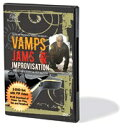 DVD フランク・ヴィニョーラ バンプ、ジャムのインプロヴィゼイション ジャズギター教則DVD Frank Vignola - Vamps, Jams & Improvisation 輸入DVD