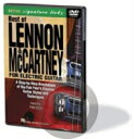DVD エレキギターで弾くジョン・レノン&ポール・マッカートニー John Lennon & Paul McCartney - Best of Lennon & McCartney for Electric Guitar 輸入DVD