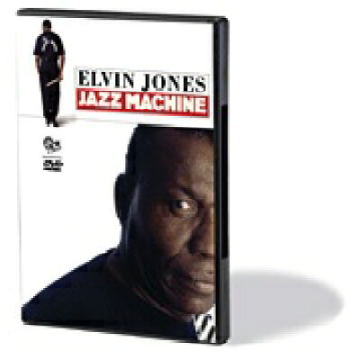 DVD エルビン・ジョーンズ ジャズ・マシーン Elvin Jones - Jazz Machine 輸入DVD