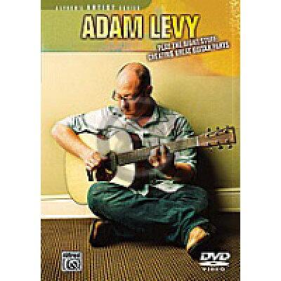 DVD アダム・レヴィ プレイ・ザ・ライト・スタッフ Adam Levy: Play the Right Stuff 輸入DVD