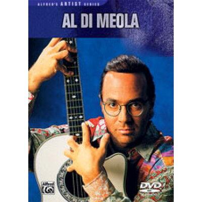 DVD アル・ディ・メオラ Al Di Meola 輸入DVD